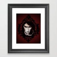 Sweet Transvestite With … Framed Art Print