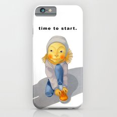time to start. iPhone 6 Slim Case