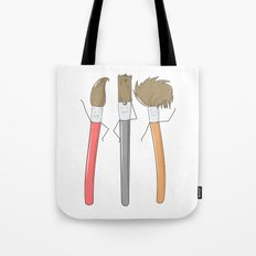 Hairstyles Tote Bag