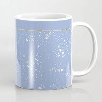 XVI - Blue 1 Mug
