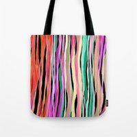 freehand Tote Bag