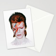Bowie Tribute Stationery Cards