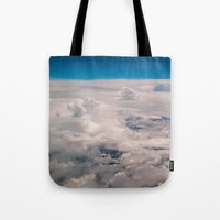 View Of The Sky Tote Bag