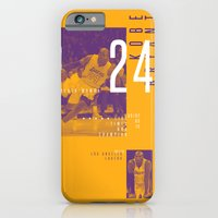 BLACK MAMBA iPhone 6 Slim Case