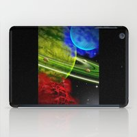 Fire and Ice iPad Case