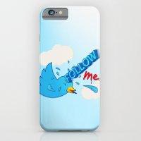 follow me! iPhone 6 Slim Case