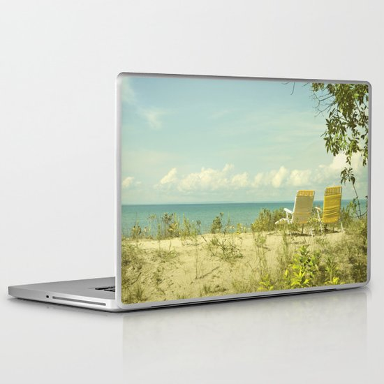 Summer Days Laptop & iPad Skin