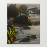 The Magic Light Canvas Print