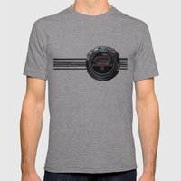 Ford Torino G.T. 380 Mens Fitted Tee Athletic Grey SMALL