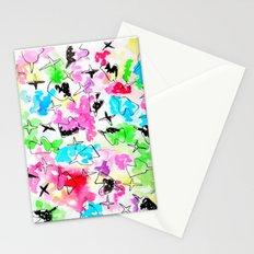 Unicorn Print Stationery Cards