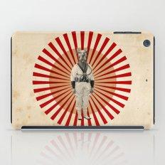 God save the Dog! iPad Case