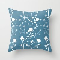 Jenny Chinoiserie Simple… Throw Pillow
