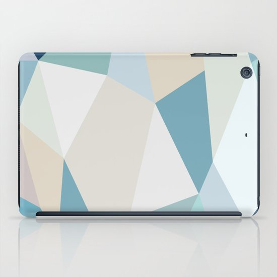 SPRING LOVE { BLUE } iPad Case