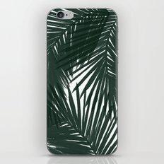 Palms Green iPhone & iPod Skin