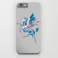 iPhone & iPod Case featuring Pegasus by chyworks