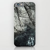 Cold colors and a touch of red iPhone 6 Slim Case