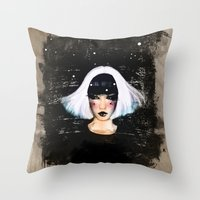 Giedi Throw Pillow