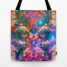 Geocosmic Tote Bag