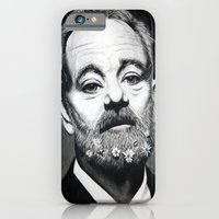 iPhone & iPod Case featuring Chill Murray by ARTEATCHOKE