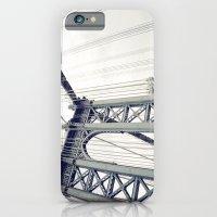 The Manthattan Bridge iPhone 6 Slim Case