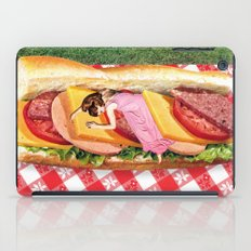 OUT TO LUNCH iPad Case