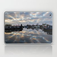 Dawn at West Stockwith Laptop & iPad Skin