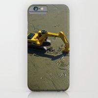 Little helper iPhone 6 Slim Case