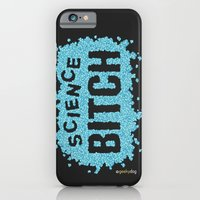 science iPhone & iPod Cases featuring Science! by Geekydog