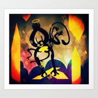 Another Time  Art Print