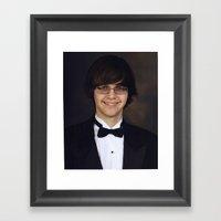 Classy Americana Framed Art Print
