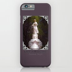 Ghosts of Bonaventure - Cemetery Angel Poster iPhone 6 Slim Case