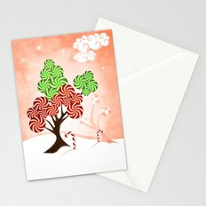 Magic Candy Tree - V1 Stationery Cards