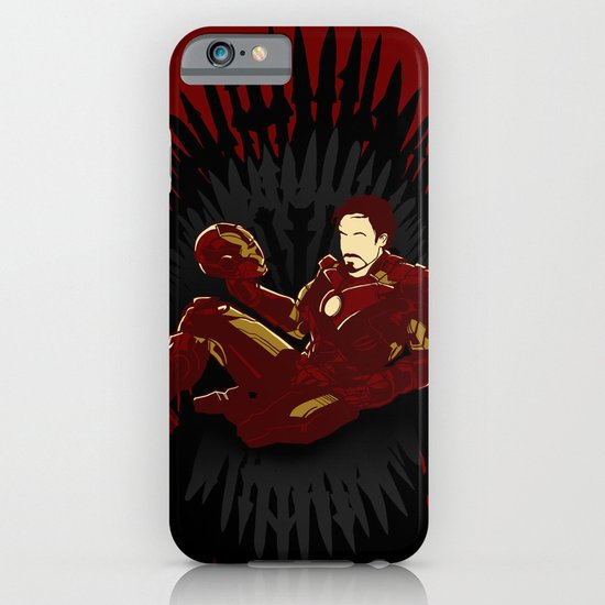 Iron Throne iPhone & iPod Case