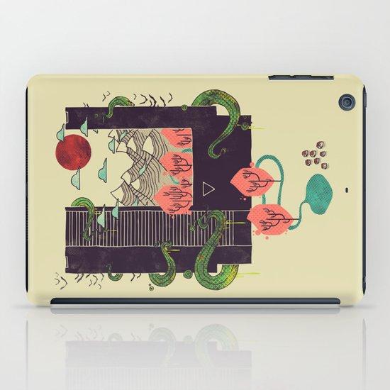 A World Within iPad Case