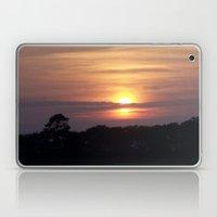 Sunset In Hilton Head Laptop & iPad Skin