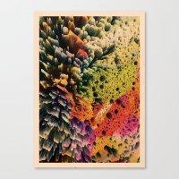 AQUART / PATTERN SERIES … Canvas Print