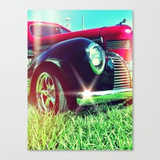 Classic Beauty Canvas Print
