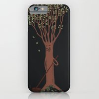 Mind your own business iPhone 6 Slim Case