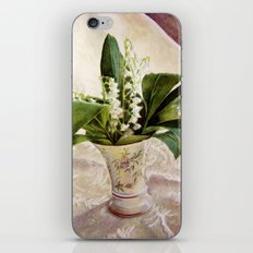 Lily of the Valley iPhone & iPod Skin