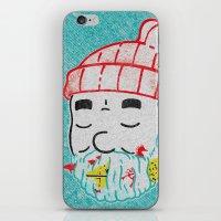 Aquatic Life iPhone & iPod Skin