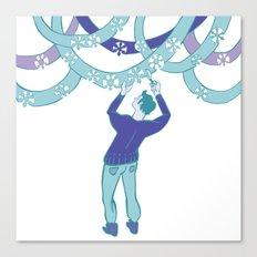 Winter Celebration Canvas Print
