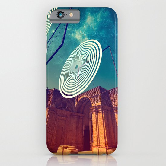 Signals iPhone & iPod Case