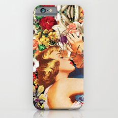 Floral Bed iPhone 6 Slim Case