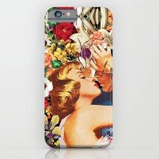 Floral Bed iPhone 6 Slim Case