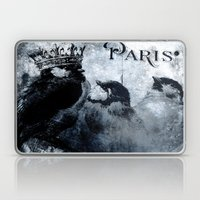 Paris Birds Laptop & iPad Skin