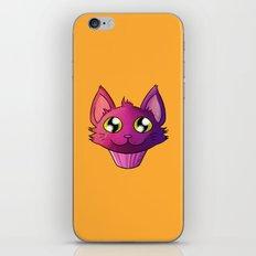 Super Kawaii Neko Muffin iPhone & iPod Skin
