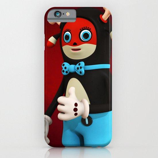 Pattryck van Tryck iPhone & iPod Case