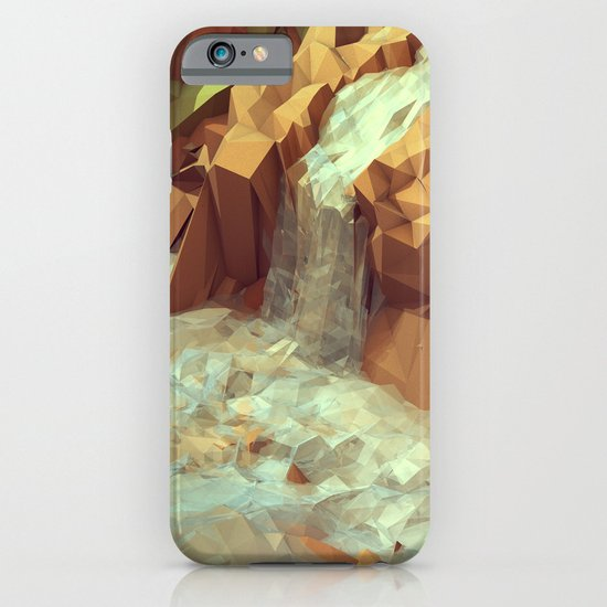 Diamantina [Waterfalls] iPhone & iPod Case