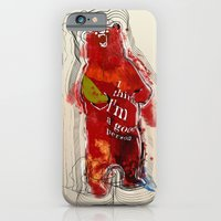 I think I'm a good person iPhone 6 Slim Case