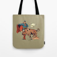 Matador of Steel Tote Bag